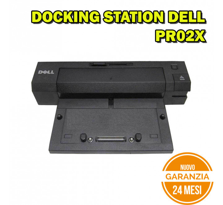 Docking Station Dell PR02X per modelli Latitude E e M series