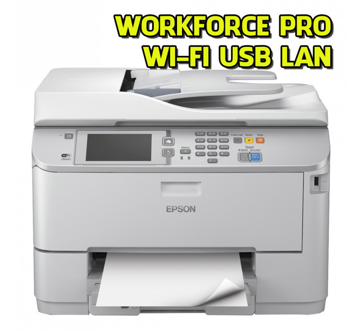 Stampante nuova Epson Workforce Pro WF-5690DWF Ink-Jet 34ppm A4 Wi-Fi LAN