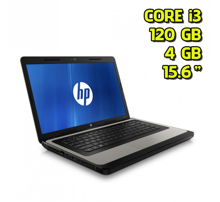 Notebook usato HP 630 Intel Core i3 380 @ 2.53GHz 4GB 120GB HDD Windows 7 Professional