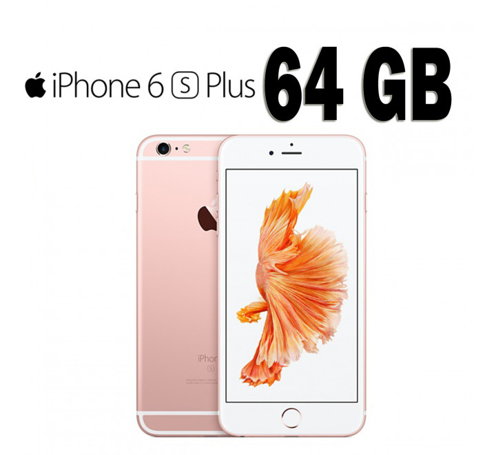 Apple Iphone 6s Plus Nuovo 64GB Rose Gold
