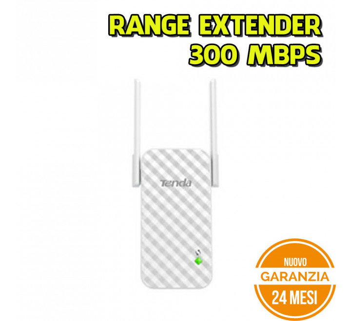 Universal Wireless Ex Plug Tenda A9 300 mbps