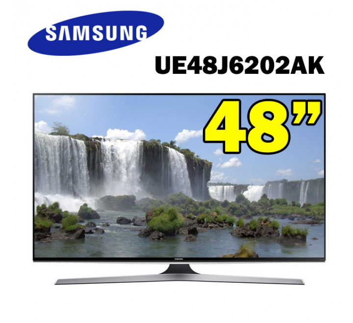 TV Samsung UE48J6202AKXXH 48 pollici Full HD HDMI Smart TV