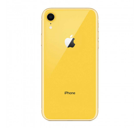 Apple iPhone XR ricondizionato 64GB Yellow - Grado B