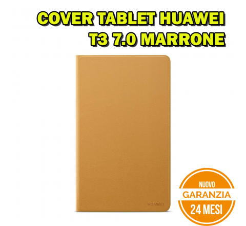 Cover Tablet Huawei T3 7.0 Marrone