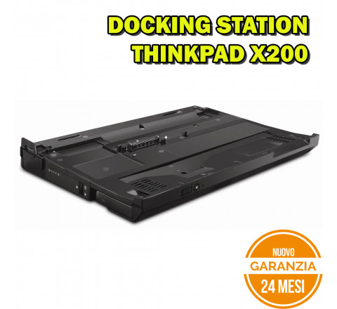 Docking Station Lenovo ThinkPad X200 Ultrabase - Nuovo