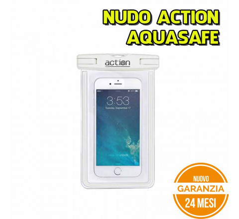 Nudo Action Aquasafe Bianco - Beach Touch - Nuovo
