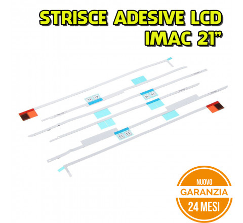 "Strisce Adesive LCD iMac 21.5"" - Nuovo"