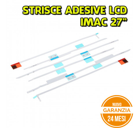"Strisce Adesive LCD iMac 27"" - Nuovo"